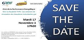 Club de la Performance Energétique vers la chaudière THPE : Les solutions de rénovation des chaudières individuelles gaz