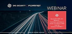 Secure SD-WAN, SD-BRANCH… Comment optimiser et piloter vos réseaux WAN avec les solutions Fortinet ?