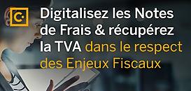 Digitalisez les Notes de Frais et récupérez la TVA dans le respect des Enjeux Fiscaux