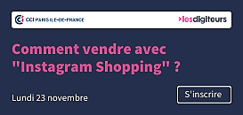 Comment vendre avec Instagram Shopping ?