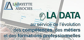 La data au service de l'évolution des compétences, des métiers et des formations professionnelles
