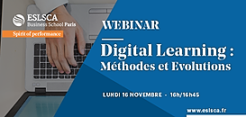 Digital Learning : méthodes et évolutions