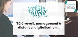 """Réinventer les modes de collaboration sous l'angle du """"Future of work"""""""
