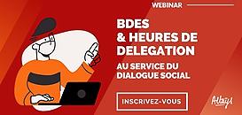 La digitalisation de la BDES et de la gestion des Heures de délégation au service du dialogue social