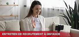 Entretien de recrutement à distance : les 10 points clés pour réussir !