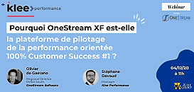 Pourquoi OneStream XF est-elle la plateforme de pilotage de la performance orientée 100% Customer Success #1  ?