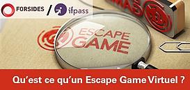 Qu'est ce qu'un Escape Game Virtuel ?