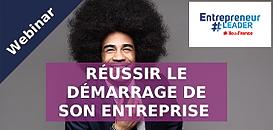 Réussir le démarrage de son entreprise avec le programme Entrepreneur#LEADER