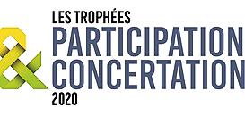 Cérémonie de remise des Trophées de la participation et de la concertation 2020
