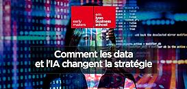Comment les data et l'IA changent la stratégie