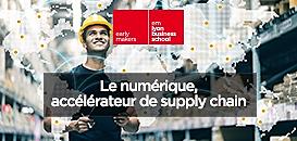 Le numérique, accélérateur de supply chain