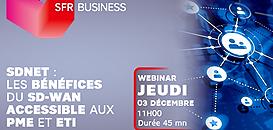 SDNET : Le SD-WAN accessible aux PME et ETI