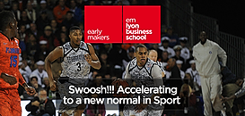 Swoosh!!! Accelerating to a new normal in sport