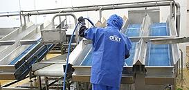 Hygiène dans le secteur de l'agroalimentaire : quelles seront les nouvelles technologies pour l'hygiène de demain ?