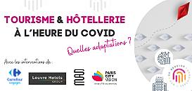Covid 19 : quelles sont les adaptations possible pour le secteur du tourisme et de l'hôtellerie ?