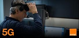 Revoir en replay : Comment la 5G va accélérer les usages professionnels de la réalité augmentée et virtuelle ?