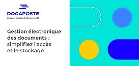 Gestion électronique des documents : simplifiez l'accès et le stockage