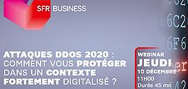 Attaques DDoS 2020 : Comment vous protéger dans un contexte fortement digitalisé ?