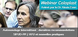 Autosondage intermittent : dernières recommandations SIFUD-PP / AFU et nouvelles pratiques
