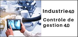 Rentabilité et optimisation industrielle : AVEC le contrôle de gestion 4.0 PRENEZ les bonnes décisions avec agilité