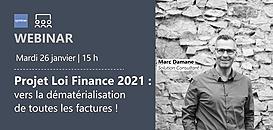 PLF 2021 : En route vers la dématérialisation de toutes les factures !