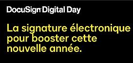La signature électronique pour booster cette nouvelle année.
