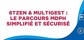 Téléservices MDPH, le parcours simplifié et sécurisé.