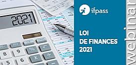 Loi de finances 2021 et loi de financement de la sécurité sociale.