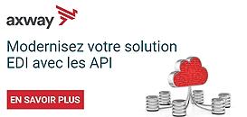 Modernisez votre solution EDI avec les API