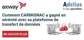 Comment CARMIGNAC a gagné en sérénité avec sa plateforme de transfert de données.