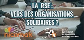 La RSE : vers des organisations plus solidaires ?