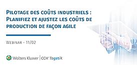 Pilotage des coûts industriels : les clés pour planifier et ajuster les coûts de production de façon agile