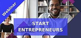Accélérer sa création d'entreprise avec START ENTREPRENEURS