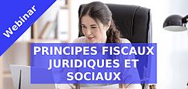 Connaître les principes juridiques, fiscaux et sociaux de l'entreprise et du dirigeant