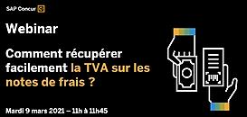 Comment récupérer facilement la TVA sur les notes de frais ?
