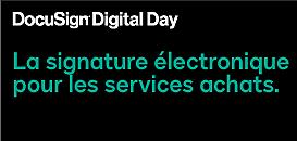 La signature électronique, un bol d'air frais pour les services achats