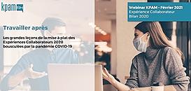 Expérience Collaborateur : les grandes leçons d'une année 2020 bousculée par la pandémie