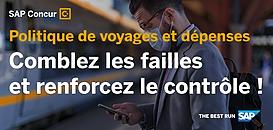 Politique de voyages et dépenses - Comblez les failles et renforcez le contrôle !