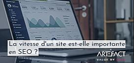 La vitesse d'un site est-elle importante en SEO ? Impacts réels et outils de mesure.
