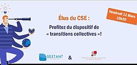 CSE : Trouvez des alternatives aux PSE avec Transco et la consultation sur les orientations stratégiques !