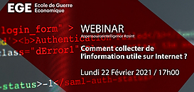 Comment collecter de l'information utile sur Internet ?