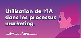 Utilisation de l'IA dans les processus marketing