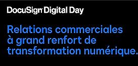 Les relations commerciales à grand renfort de transformation numérique.