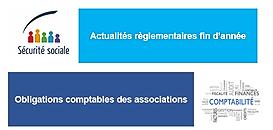 L'actualité sociale et les obligations comptables des associations