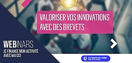 Valoriser vos innovations avec des brevets