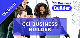 Bâtir son projet de création d'entreprise en utilisant CCI BUSINESS BUILDER