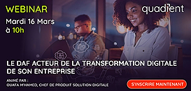 Le DAF acteur de la transformation digitale de son entreprise