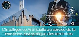 L'Intelligence Artificielle au service de la transition énergétique des territoires