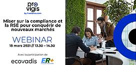 Miser sur la compliance et la RSE pour conquérir de nouveaux marchés