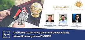 Améliorez l'expérience paiement de vos clients internationaux grâce à la conversion dynamique de devises en ligne !